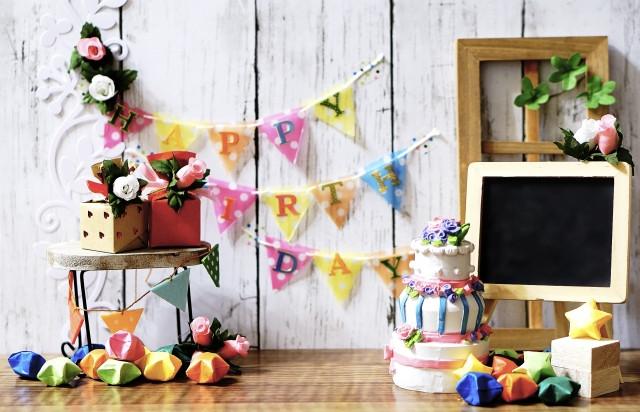 誕生日準備のためのチェックリスト