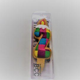 クッキーキャンドル【2】の写真
