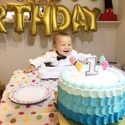 赤ちゃんの1歳誕生日にケーキをプレゼントするなら【スマッシュケーキ.com】