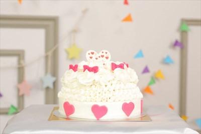 1歳の記念日ケーキはお祝いの贈り物にもぴったり